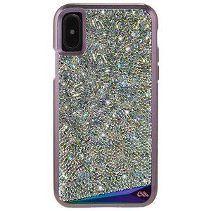 CM036276 Case-Mate iPhone X用プレミアムケース 耐衝撃 ハイブリッド二重構造(イリデセント) Case-Mate(ケースメイト)iPhone X Brilliance Case-Iridescent