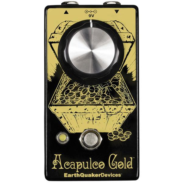 ACAPULCO GOLD アースクエイカーデバイセス パワーアンプディストーション Devices Quaker Earth トラスト お金を節約
