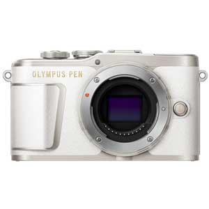 E-PL9 ボデイ-(ホワイト) オリンパス ミラーレス一眼カメラ「OLYMPUS PEN E-PL9」ボディ(ホワイト)