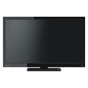 24S12 東芝 24V型地上・BS・110度CSデジタル ハイビジョンLED液晶テレビ (別売USB HDD録画対応) LED REGZA