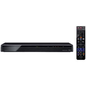 DBR-W1008 東芝 1TB HDD/2チューナー搭載3D対応ブルーレイレコーダー TOSHIBA REGZA レグザブルーレイ