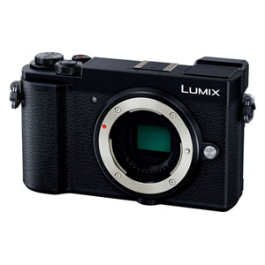 DC-GX7MK3-K パナソニック デジタル一眼カメラ「LUMIX GX7 MarkIII」ボディ(ブラック)