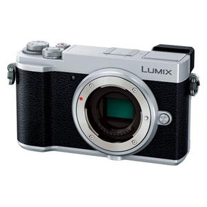 DC-GX7MK3-S パナソニック デジタル一眼カメラ「LUMIX GX7 MarkIII」ボディ(シルバー)