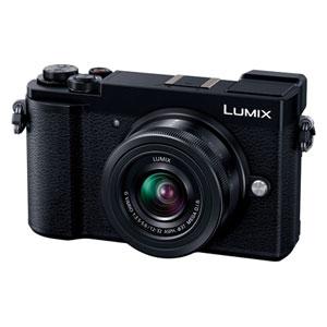 DC-GX7MK3K-K パナソニック デジタル一眼カメラ「LUMIX GX7 MarkIII」標準ズームレンズキット(ブラック)