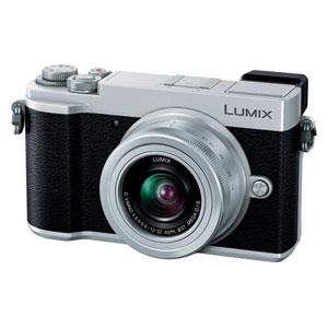 DC-GX7MK3K-S パナソニック ミラーレス一眼カメラ「LUMIX GX7 MarkIII」標準ズームレンズキット(シルバー) Panasonic