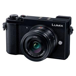 DC-GX7MK3L-K パナソニック ミラーレス一眼カメラ「LUMIX GX7 MarkIII」単焦点ライカDGレンズキット(ブラック) Panasonic