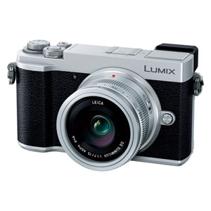 DC-GX7MK3L-S パナソニック デジタル一眼カメラ「LUMIX GX7 MarkIII」単焦点ライカDGレンズキット(シルバー)