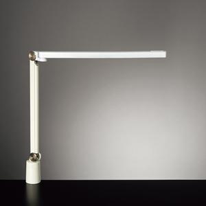 Z-S7000-W 山田照明 LEDデスクスタンド(ホワイト) Z-LIGHT クランプタイプ [ZS7000W]