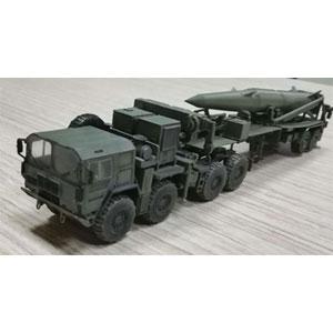 1/72 NATO M1001 MAN トラクター&パーシングII ミサイル 第1大隊第9砲兵連隊、ワイリー・バラック、ノイウルム 1988年【MODAS72101】 モデルコレクト [MODAS72101 NATO M1001 MAN トラクター パーシング]【返品種別B】