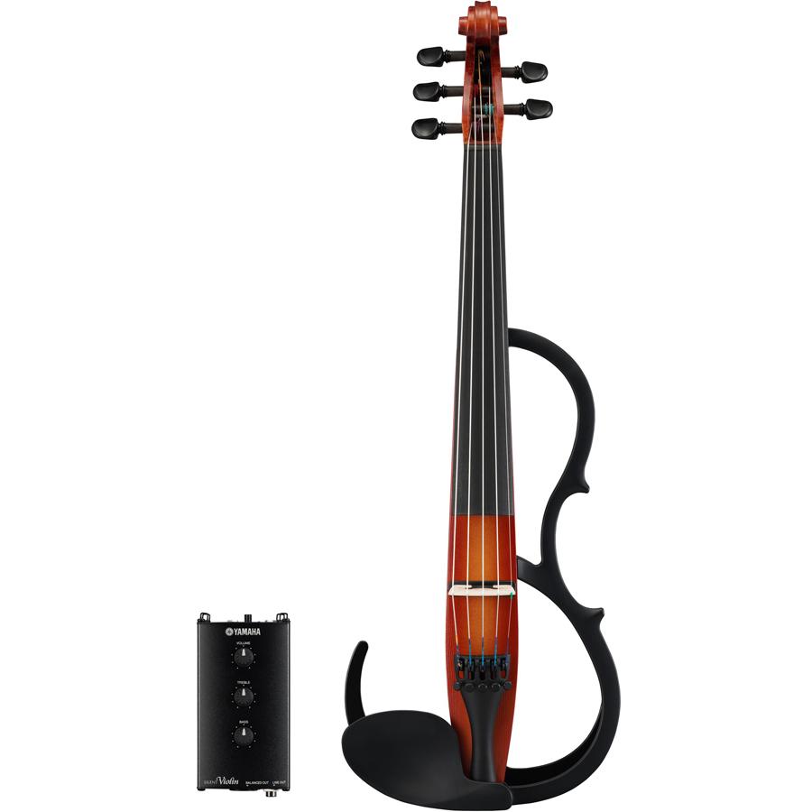 SV255 ヤマハ サイレントバイオリン(5弦) YAMAHA