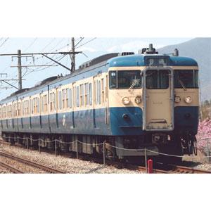 [鉄道模型]マイクロエース (Nゲージ) A7776 115系-300 スカ色 (6両セット)