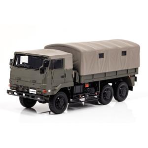 1/43 陸上自衛隊 3・1/2t トラック (73式大型トラック SKW477 幌付)【IS430001】 RAI'S