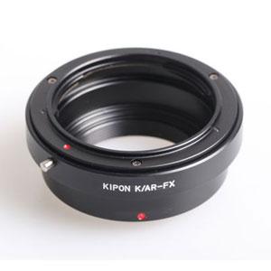 AR-FX KIPON KIPON マウントアダプター AR-FX (ボディ側:富士フイルムX/レンズ側:コニカAR)