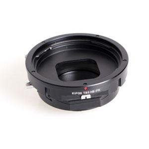 T&S HB-PK KIPON KIPON マウントアダプター T&S HB-PK (ボディ側:ペンタックスK/レンズ側:八ッセルブラッドV)