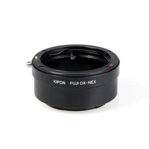 OX-S/E KIPON KIPON マウントアダプター OX-S/E (ボディ側:ソニーE/レンズ側:富士フイルムAX・X)