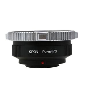 PL-M4/3 PRO KIPON KIPON マウントアダプター PL-M4/3 PRO (ボディ側:マイクロフォーサーズ/レンズ側:PL)