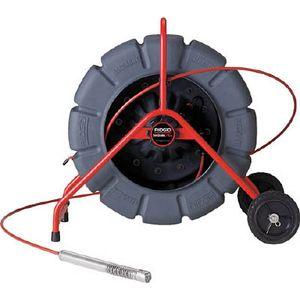 14053 Ridge Tool Company シースネイクレギュラーカラー60Mリール KDR200