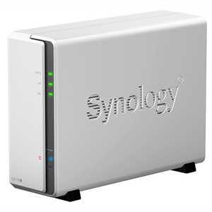 DS115J Synology 1ベイオールインワンNASキット DiskStation DS115J