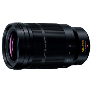H-ES50200 パナソニック LEICA DG VARIO-ELMARIT 50-200mm F2.8-4.0 ASPH. POWER O.I.S.※マイクロフォーサーズ用レンズ