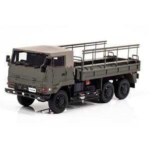 1/43 陸上自衛隊 3・1/2t トラック (73式大型トラック SKW477 幌無)【IS430002】 RAI'S