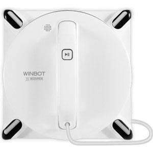 W950-SW エコバックス 窓用ロボット掃除機 (クラシックホワイト) ECOVACS WINBOT