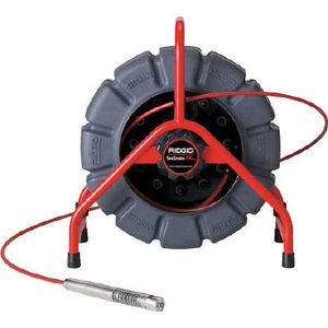 14063 Ridge Tool Company ミニシースネイクカラー60Mリール KDM200 工業用内視鏡