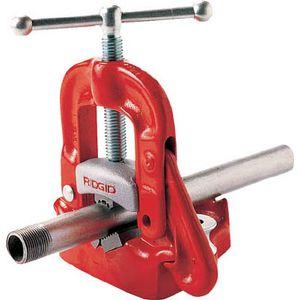 40100 Ridge Tool Company ベンチヨークバイス 適用パイプ:6A~100A(1/8~4)