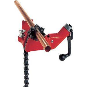 40195 Ridge Tool Company ベンチチェーンバイス BC410 パイプバイス