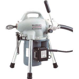69205 Ridge Tool Company 排水管掃除機 電動タイプ ドレンクリーナー 国内正規品 スーパーセール K-50