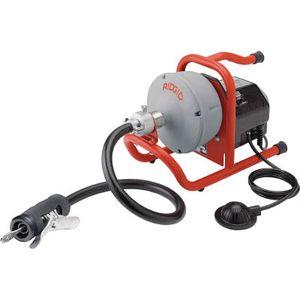 74392 Ridge Tool Company ドレンクリーナー K-40PFW/C-13IC 排水管掃除機(電動タイプ)