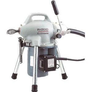 76430 Ridge Tool Company ドレンクリーナー K-50-4 排水管掃除機(電動タイプ)