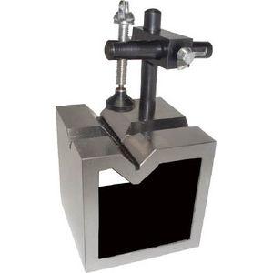 UV-125B ユニセイキ 桝型ブロック (B級) 125mm Vブロック