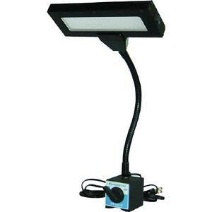 ME-LED-10 カネテック LEDライトスタンド 電気スタンド(マグネット式)