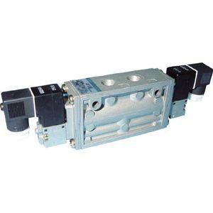 4F120-06-AC100V CKD 4Fシリーズパイロット式5ポート弁セレックスバルブ