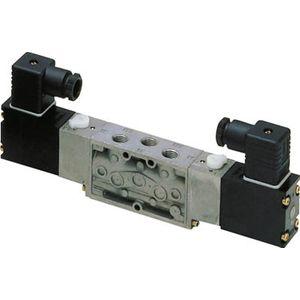 4F320-10-AC200V CKD 4Fシリーズパイロット式5ポート弁セレックスバルブ