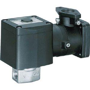 AB41E4-02-5-03T-AC200V CKD 直動式 防爆形2ポート弁 ABシリーズ(空気・水用)