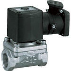 最新最全の ADシリーズ(空気・水用):Joshin 家電とPCの大型専門店 web ADK11E4-25A-03T-AC100V 防爆形2ポート弁 パイロットキック式 CKD-DIY・工具