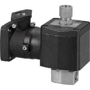 AG41E4-02-2-03T-AC100V CKD 直動式 防爆形3ポート弁 ABシリーズ(空気・水用) 電磁弁(防爆形)