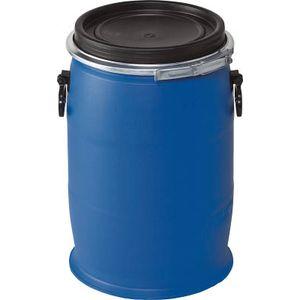 POM-30 コダマ樹脂工業 パワードラムオープンタイプ 30リットル ドラム缶