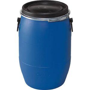 POM-60 コダマ樹脂工業 パワードラムオープンタイプ 60リットル ドラム缶