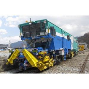 [鉄道模型]グリーンマックス (Nゲージ) 4786 バラストレギュレーターKSP2002E 第一建設工業色(動力付き)