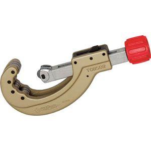 TCB502MR スーパーツール ベアリング装備溝付け工具 チューブカッター