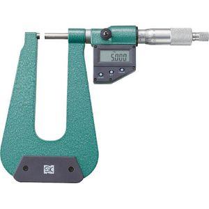 MCD233-100U 新潟精機 デジタルU字形鋼板マイクロメータ U字形鋼板マイクロメーター
