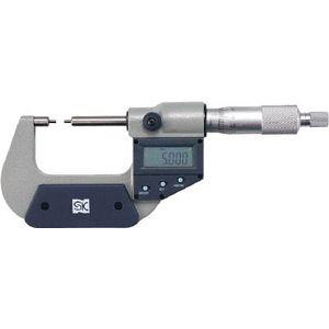 MCD230-25SB 新潟精機 デジタルスプラインマイクロメータ スプライン外側用マイクロメーター