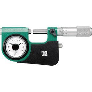 MC263-25IS 新潟精機 指示マイクロメータ 検査用マイクロメーター