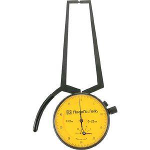 BO-2 新潟精機 ダイヤルキャリパゲージ 測定範囲(mm):10~35