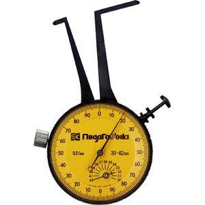 AI-5 新潟精機 ダイヤルキャリパゲージ 測定範囲(mm):40~52