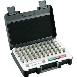 AA-3B 新潟精機 ピンゲージセット セット内容:3.50~4.00(0.01mmステップ計51本)