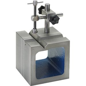 SBV-150T 新潟精機 鋳鉄製V溝付桝型ブロック 150mm