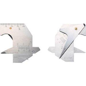 TWG-2 トラスコ中山 溶接ゲージ 寸法測定精度±0.2 溶接ゲージ